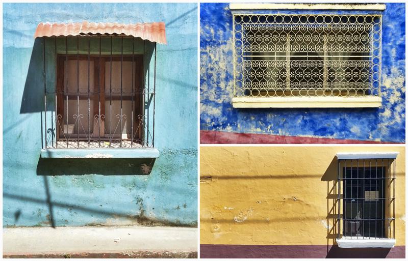 Antigua Colors - 007 Collage