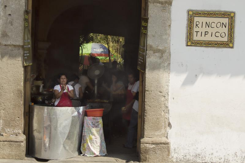 Rincon Tipico - Antigua, Guatemala