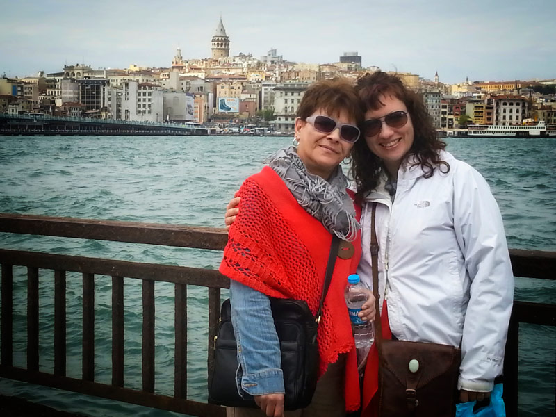 Travel with Mom