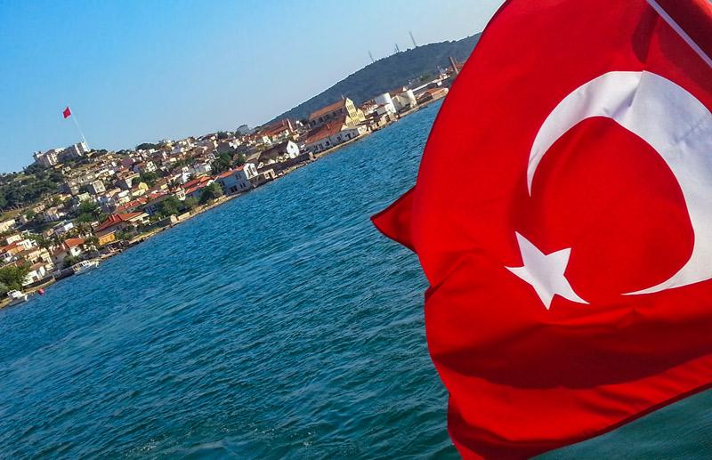 Turkey to Greece
