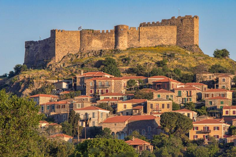 Molyvos Castle