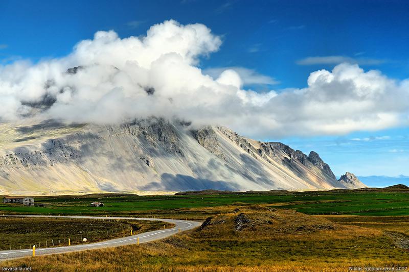 Iceland Landscape