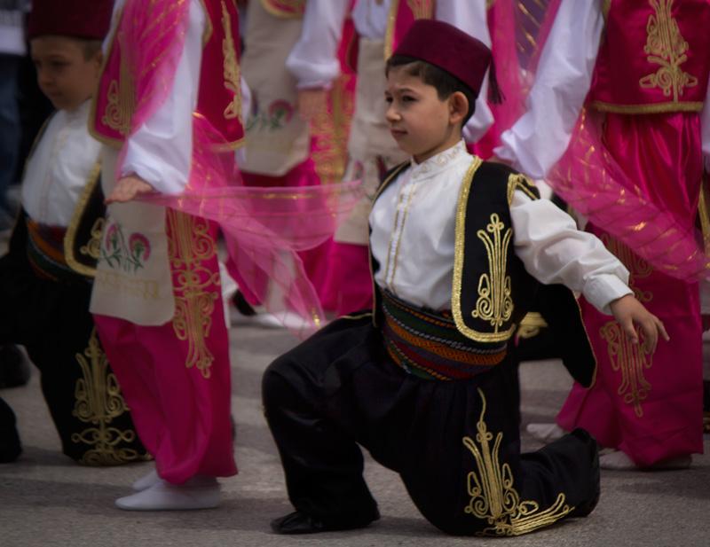 Burhaniye Children's Day Festival