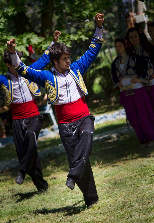 Turkey Workers Day Celebration