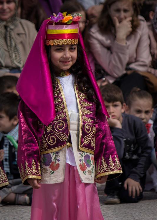Burhaniye Children's Day