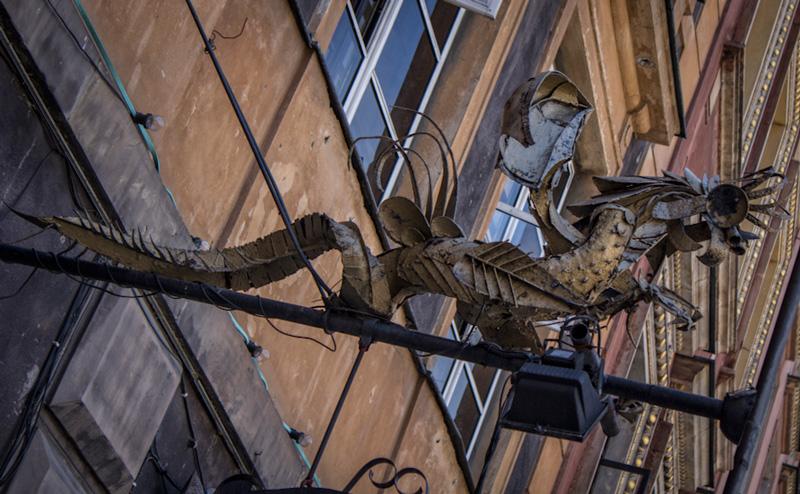 Dragon Myth Warsaw