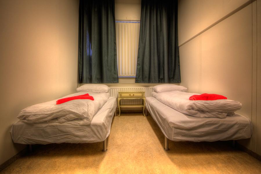 Bus Hostel Reykjavik Rooms