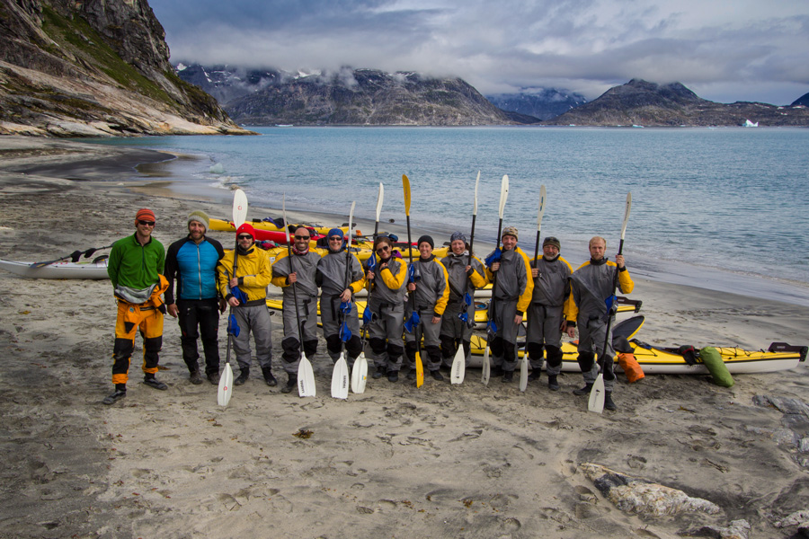 The Greenland Tours Crew