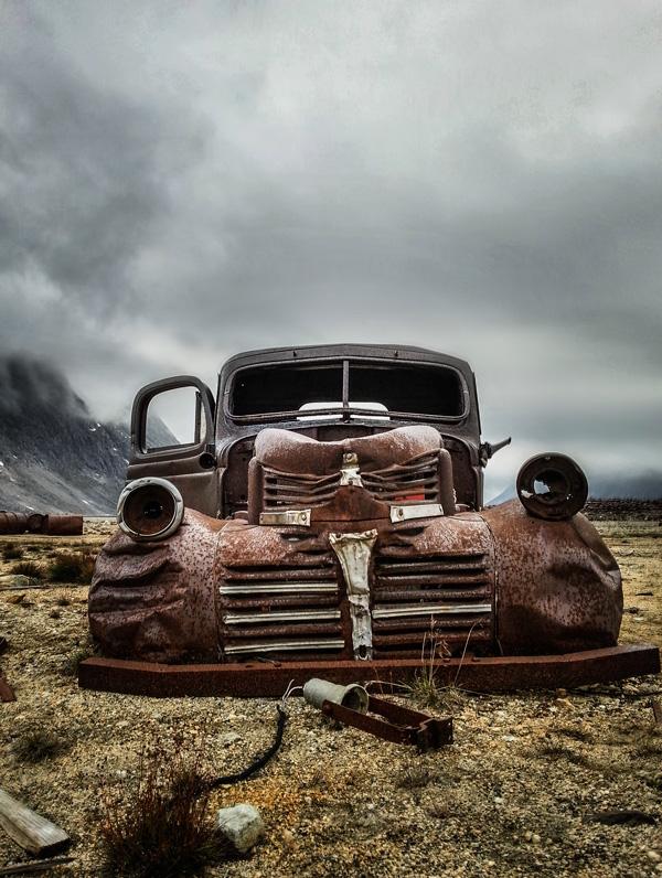 Ikateq Vintage Truck