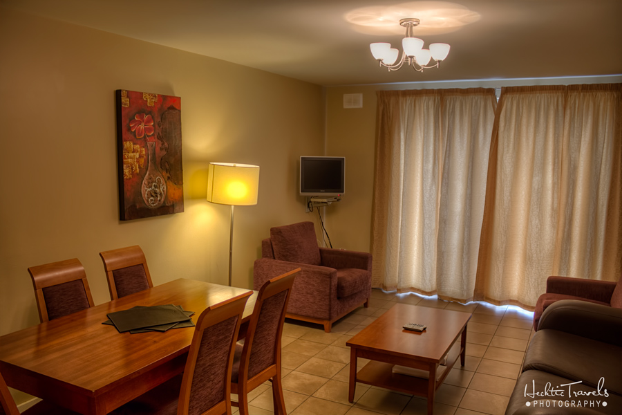 Citybase Apartments Dublin - Living Area