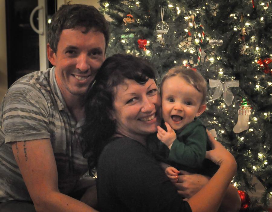 Christmas with the Hecks