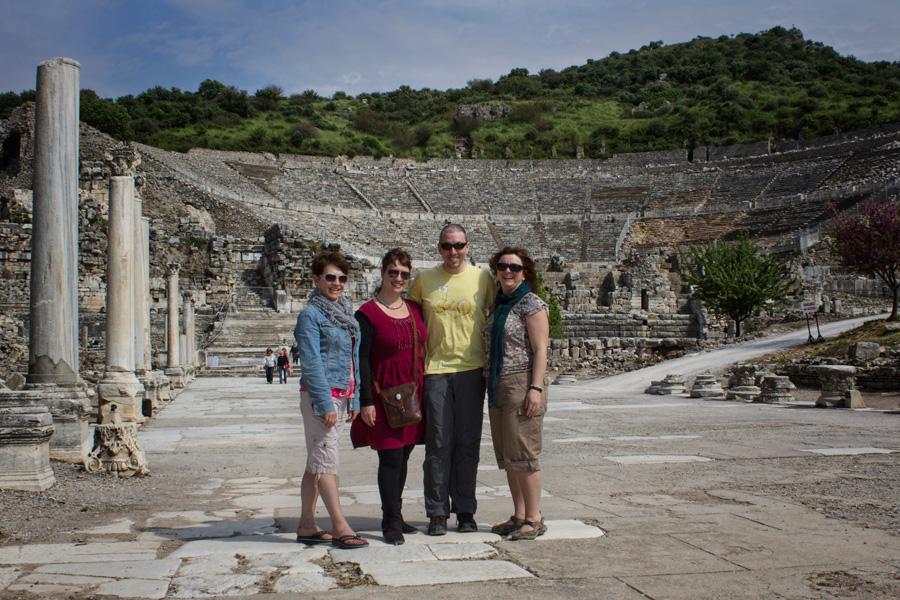 Family at Ephesus