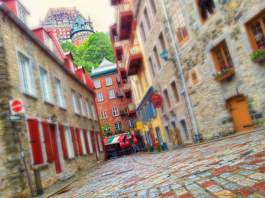 Old Town Québec