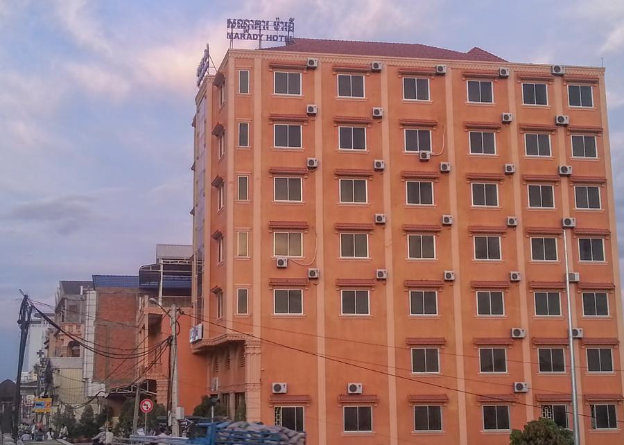 Marady Hotel Phnom Penh Cambodia