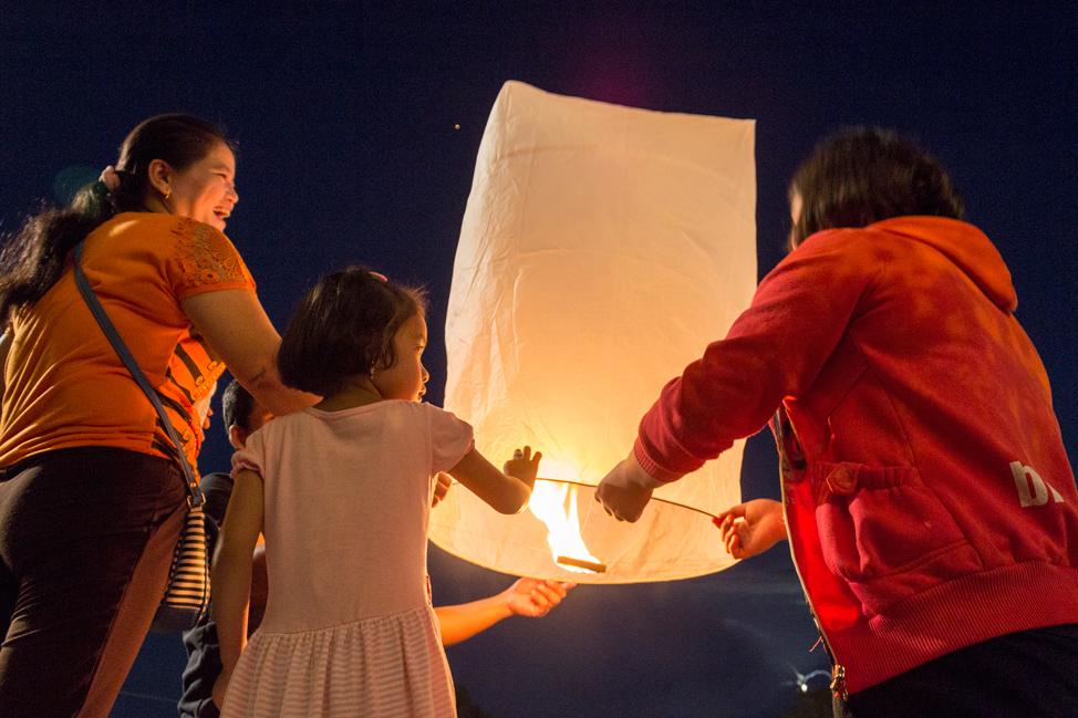 Lanterns in Chiang Mai