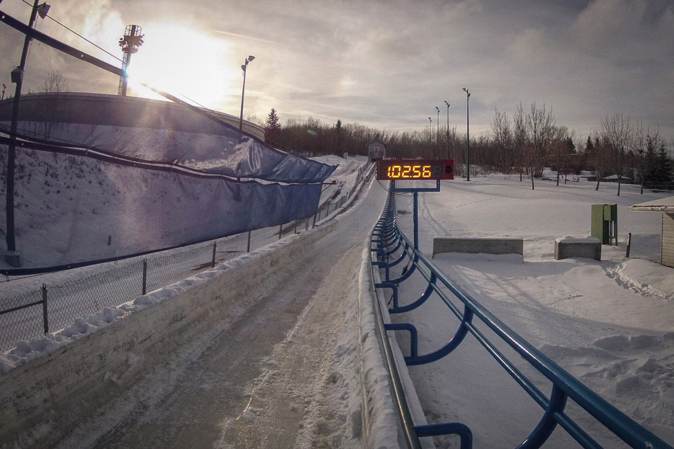 Calgary-Olympic-Park-Bobsled-Time