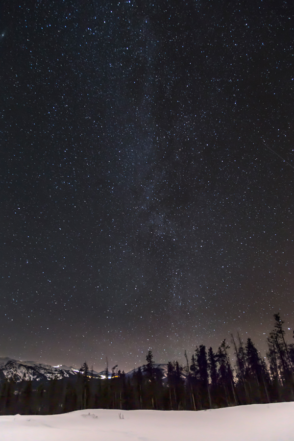 Jasper Dark Sky Milky Way