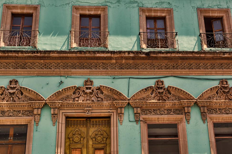 Windows-Oaxaca-Mexico