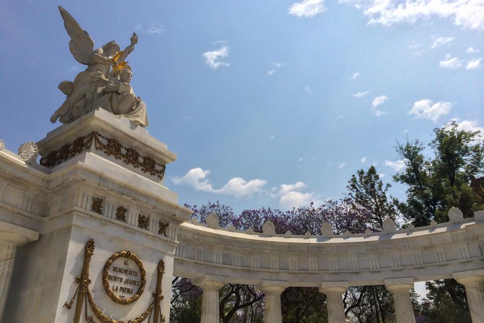 Benito-Juarez-Memorial