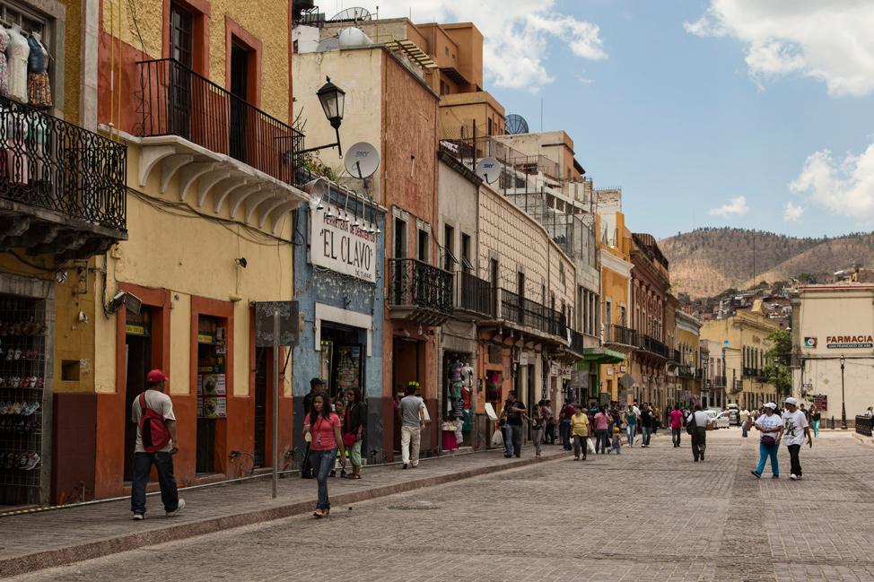 El Centro Guanajuato