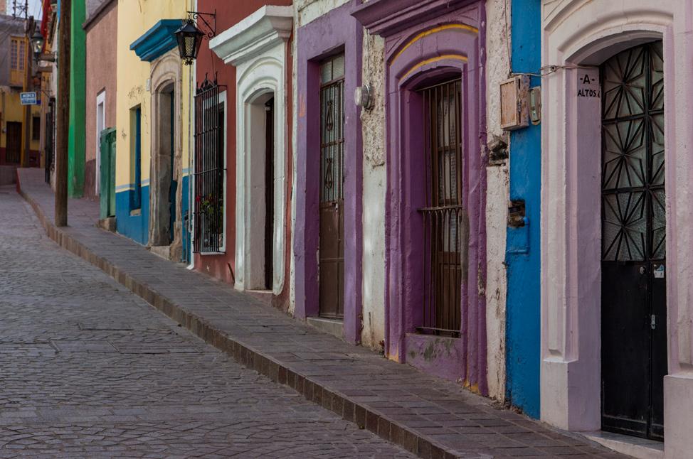 Guanajuato Facade