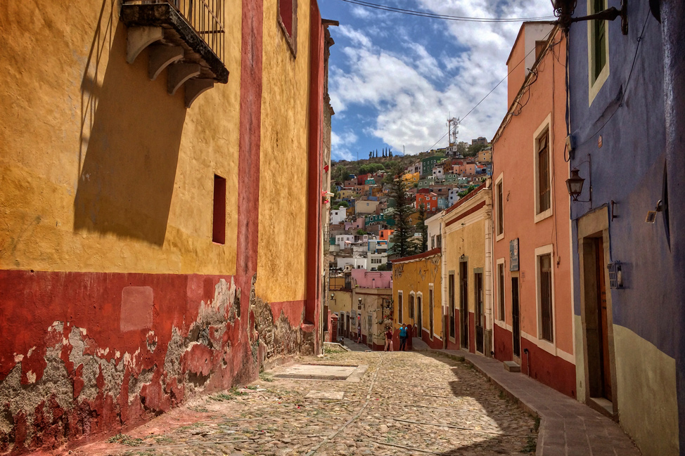 On The Streets Of Guanajuato Mexico Hecktic Travels