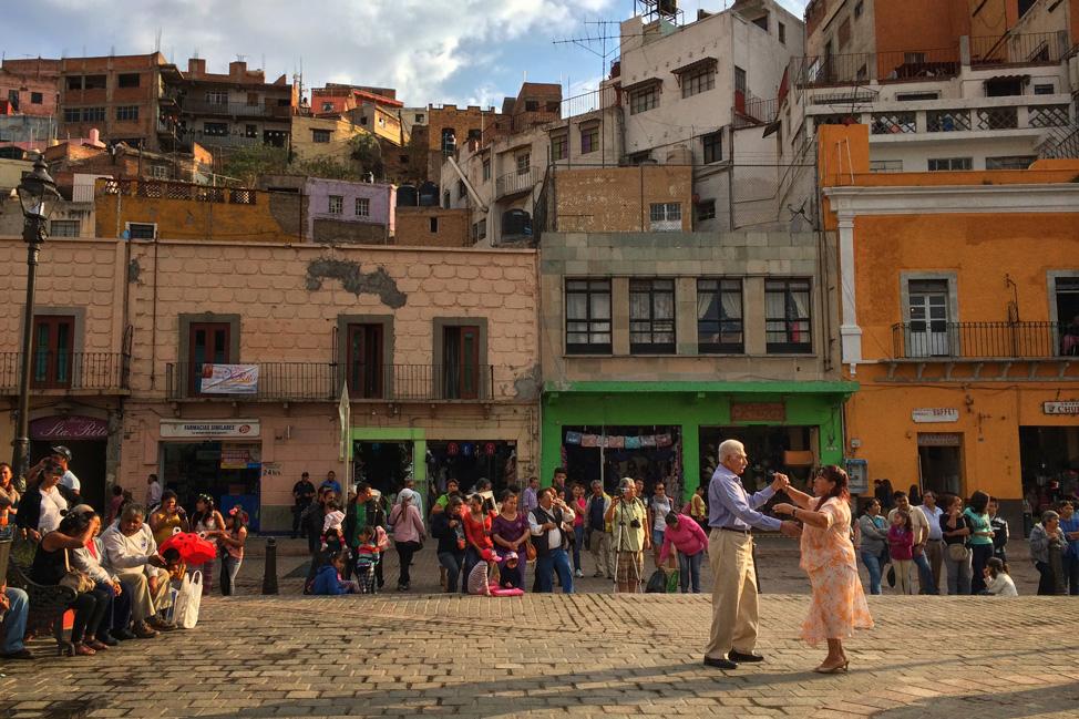 Guanajuato Dancing