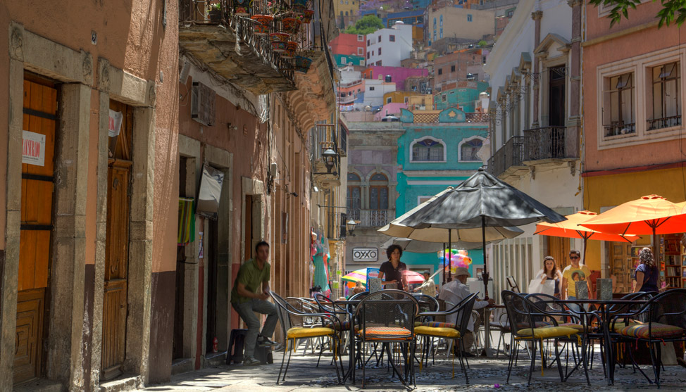 On the Streets of Guanajuato thumbnail