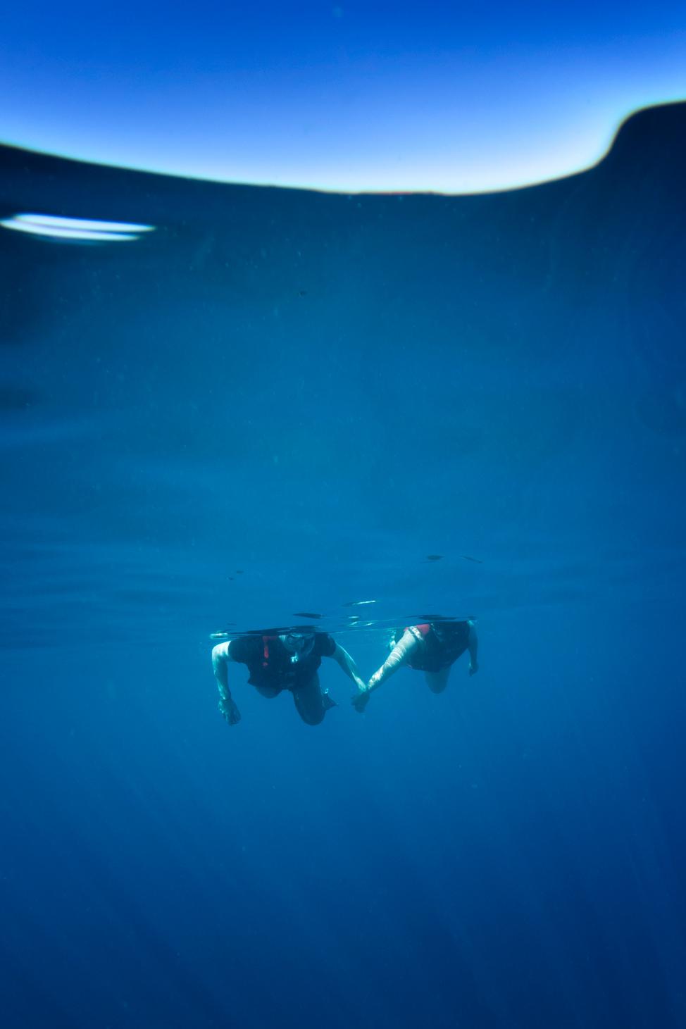 Snorkel Portrait