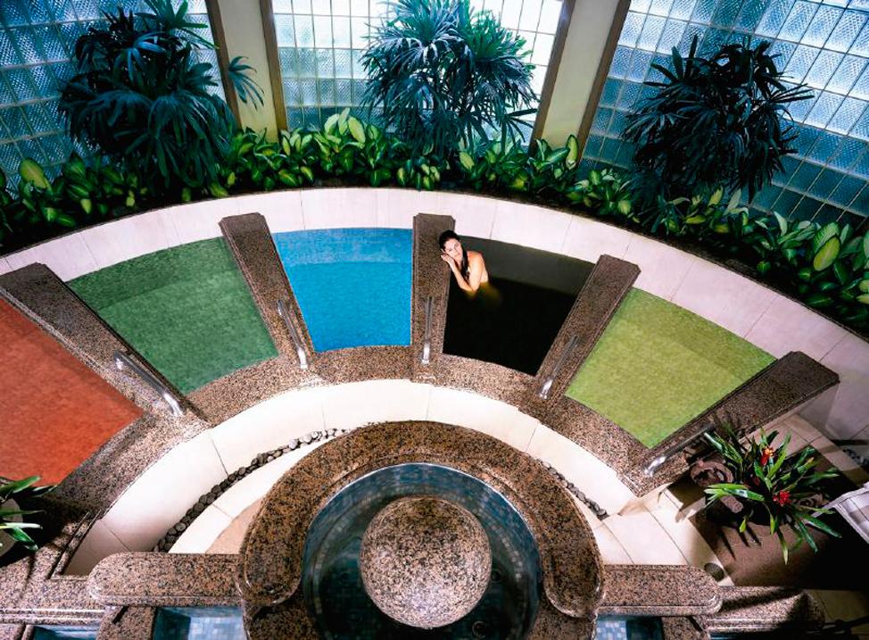 Grand Wailea Spa Salt Baths