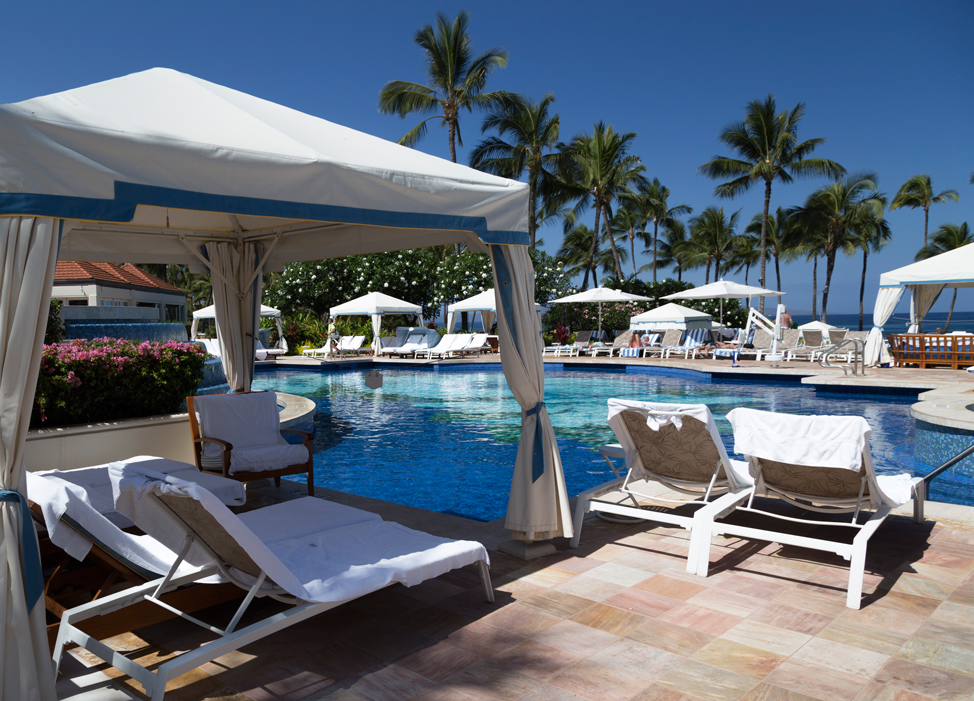 Cabanas Grand Wailea : Review grand wailea maui hawaii hecktic travels