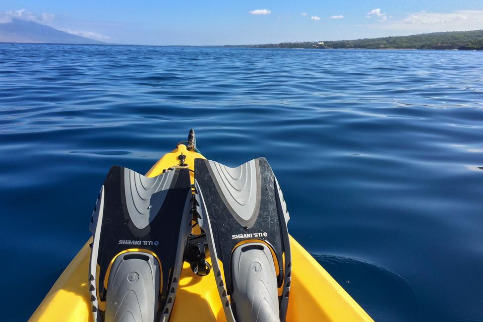 Kayaking-snorkeling