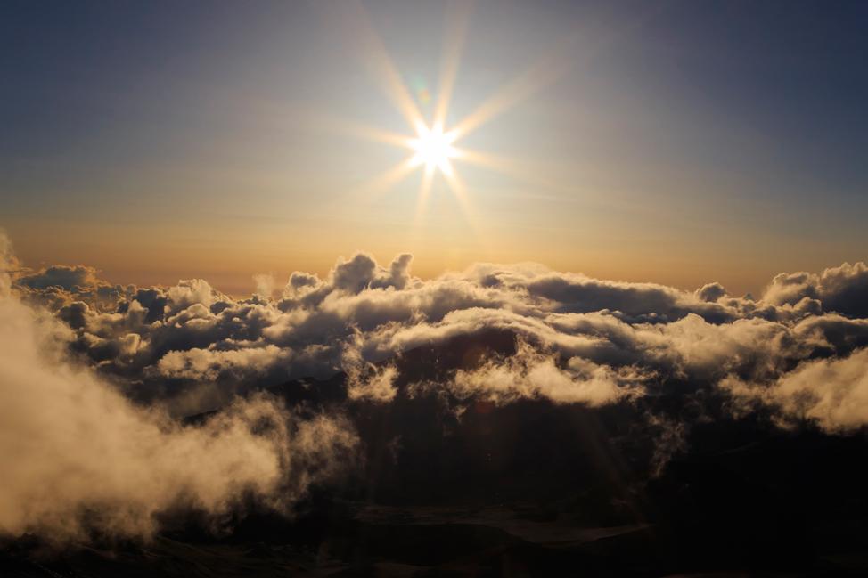 Amazing Haleakala View