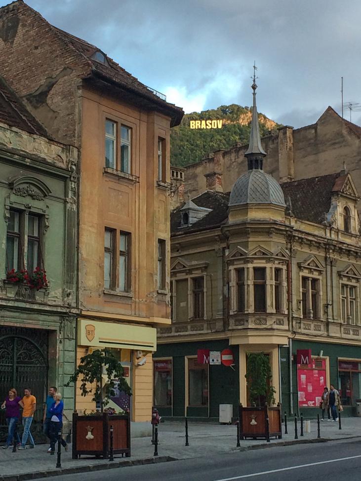 Brasov Romania's Hollywood