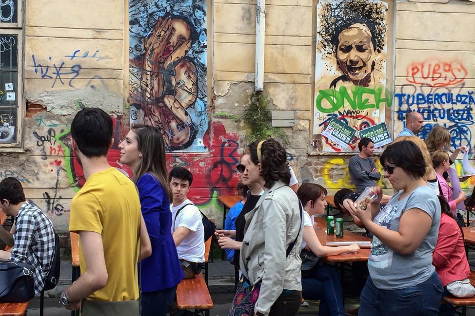 Bucharest Street Festival