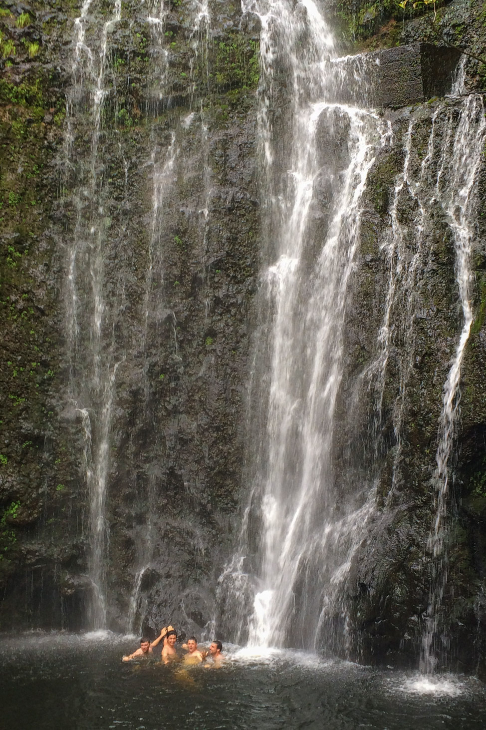 Hana Waterfall 3