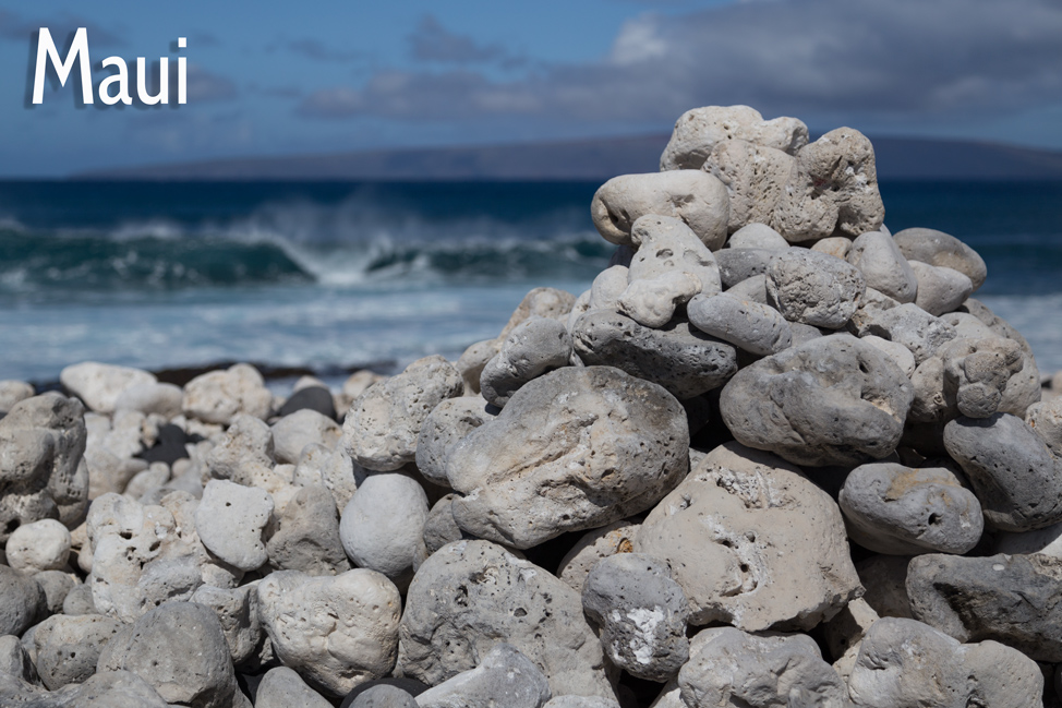 Maui Lava Rocks