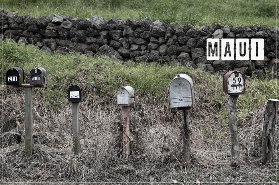 Maui Mailboxes