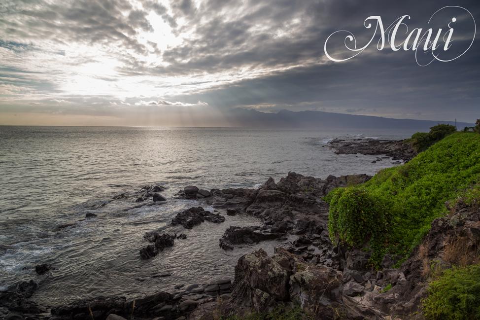 View from Napili Kai Beach Resort