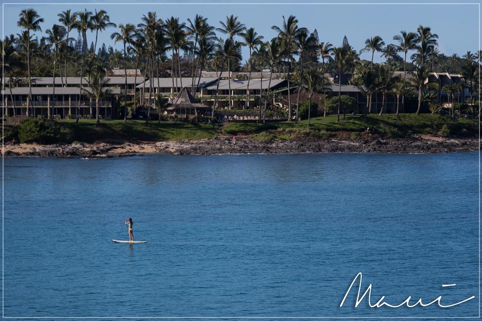 SUP Maui