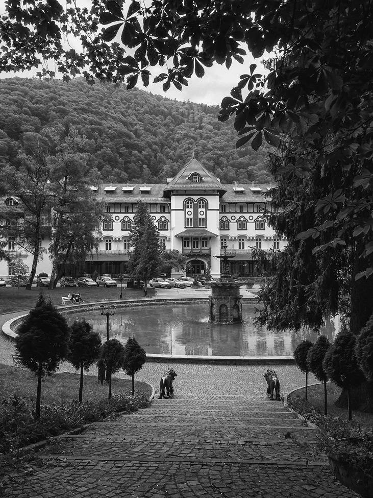 Caraiman Hotel - Sinaia