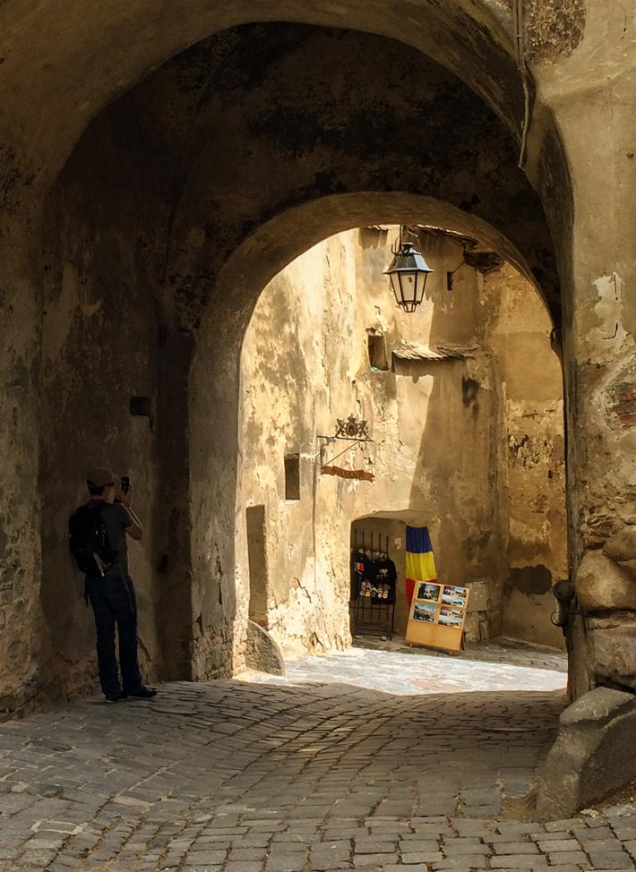 Sighisoara Arch