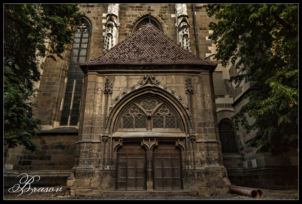 Black Church Brasov