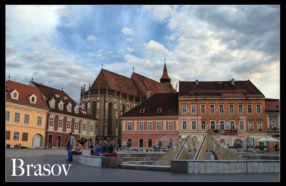 Main Square Brasov