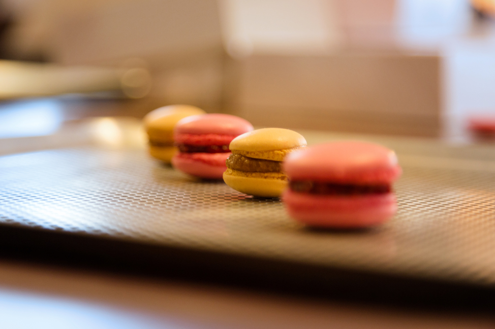 Final Product from Macaron Class