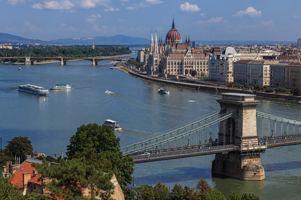 Budapest Panoramic