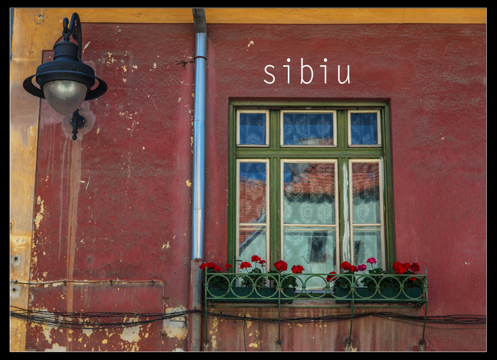 Sibiu Windows