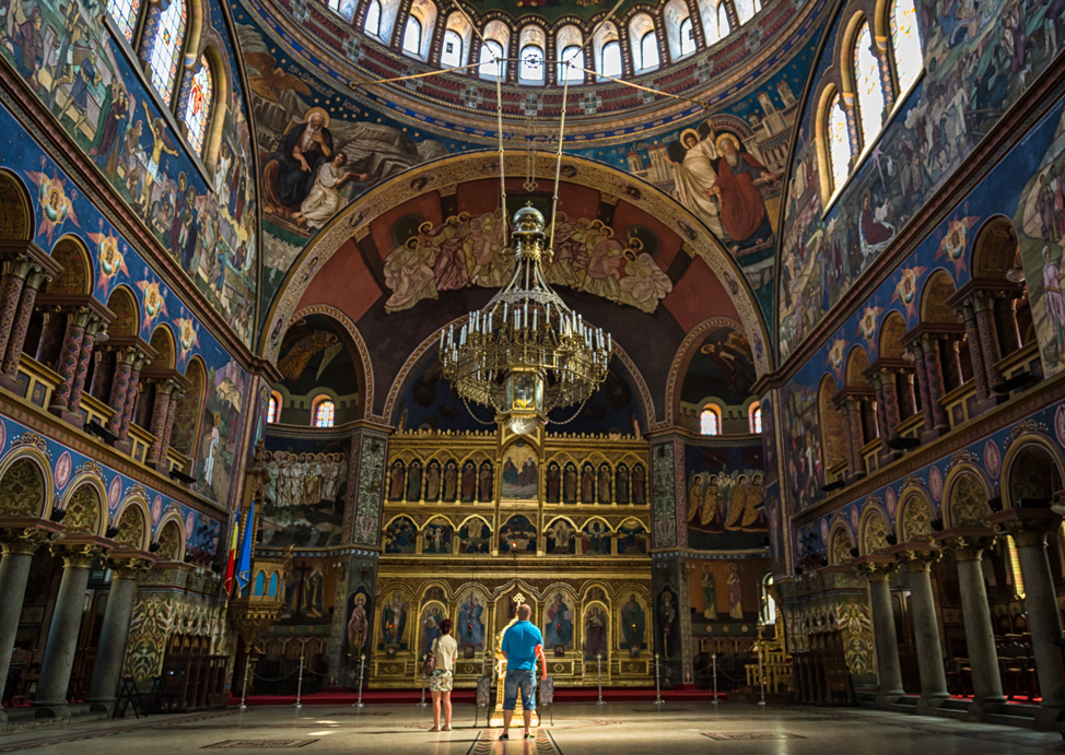 Sibiu Cathedral