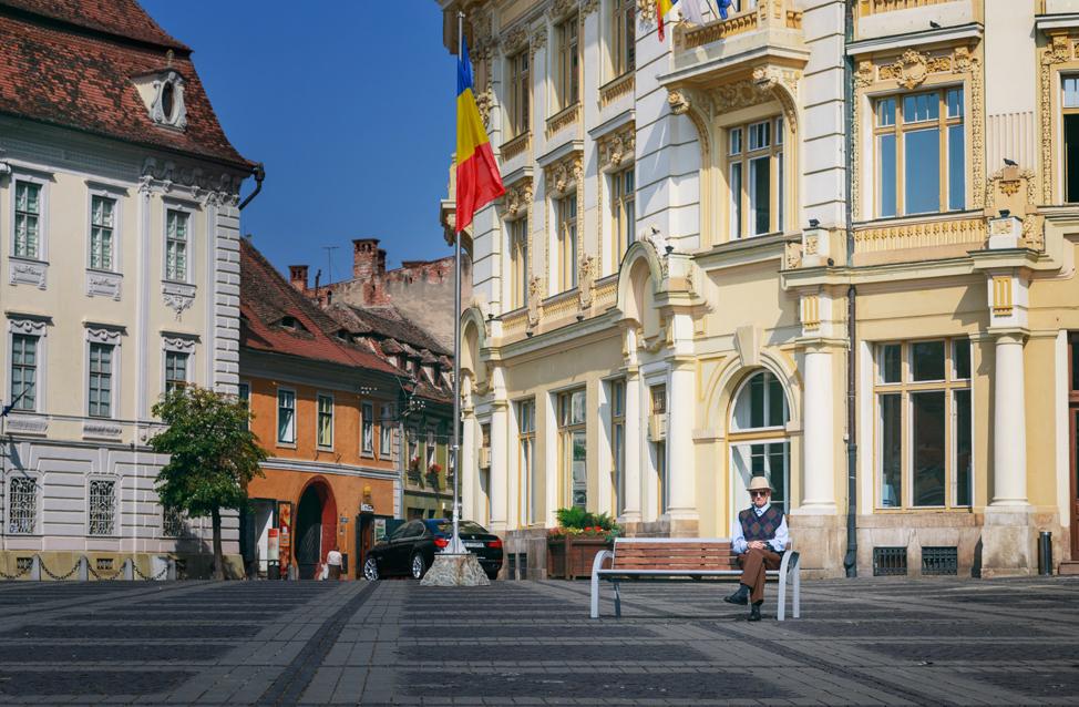 Sibiu Large Square