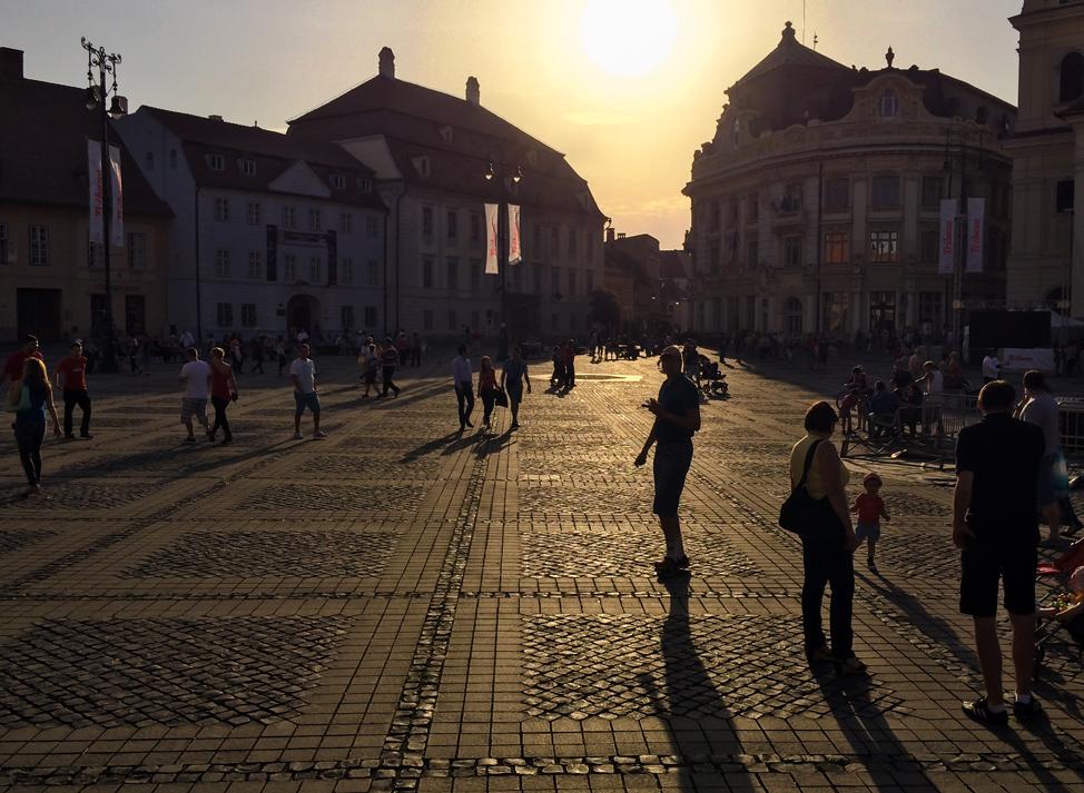 Sibiu Shadows